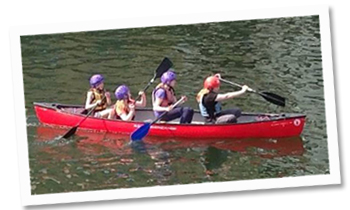 Scouts Rowing